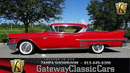 1958 Cadillac De Ville for sale 100895613