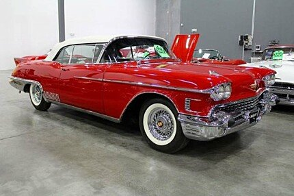 1958 Cadillac Eldorado for sale 100725288