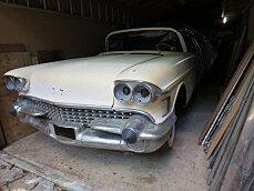 1958 Cadillac Eldorado for sale 100929206