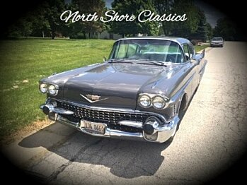 1958 Cadillac Fleetwood for sale 100998497