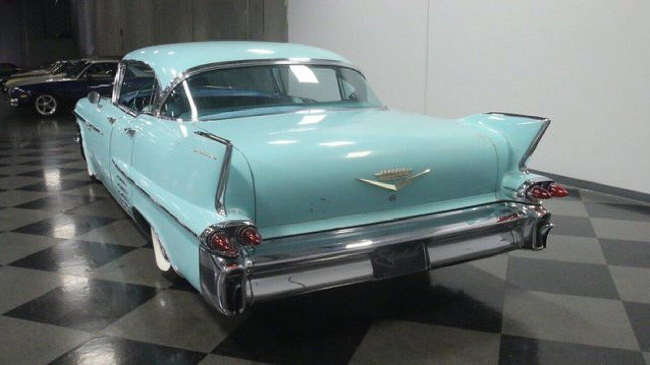 1958 Cadillac Series 62 For Sale Near Lithia Springs Georgia 30122 50s V8 Engine 101035690