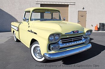 1958 Chevrolet 3100 for sale 100844017