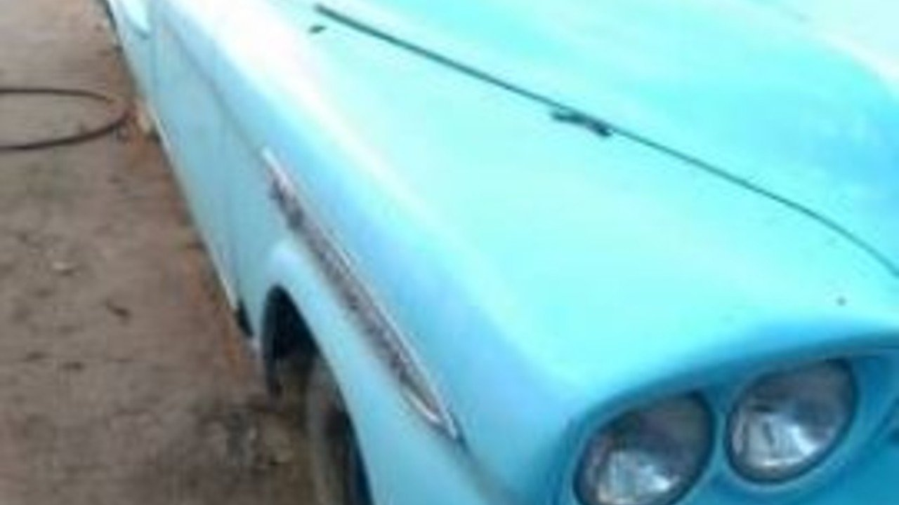 1958 Chevrolet 3100 for sale 100844023