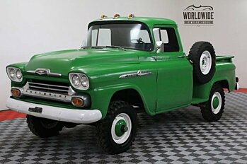 1958 Chevrolet 3100 for sale 100910300