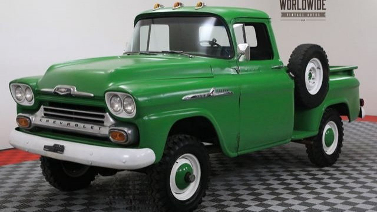 1958 Chevrolet 3100 for sale near Denver, Colorado 80205 - Classics ...