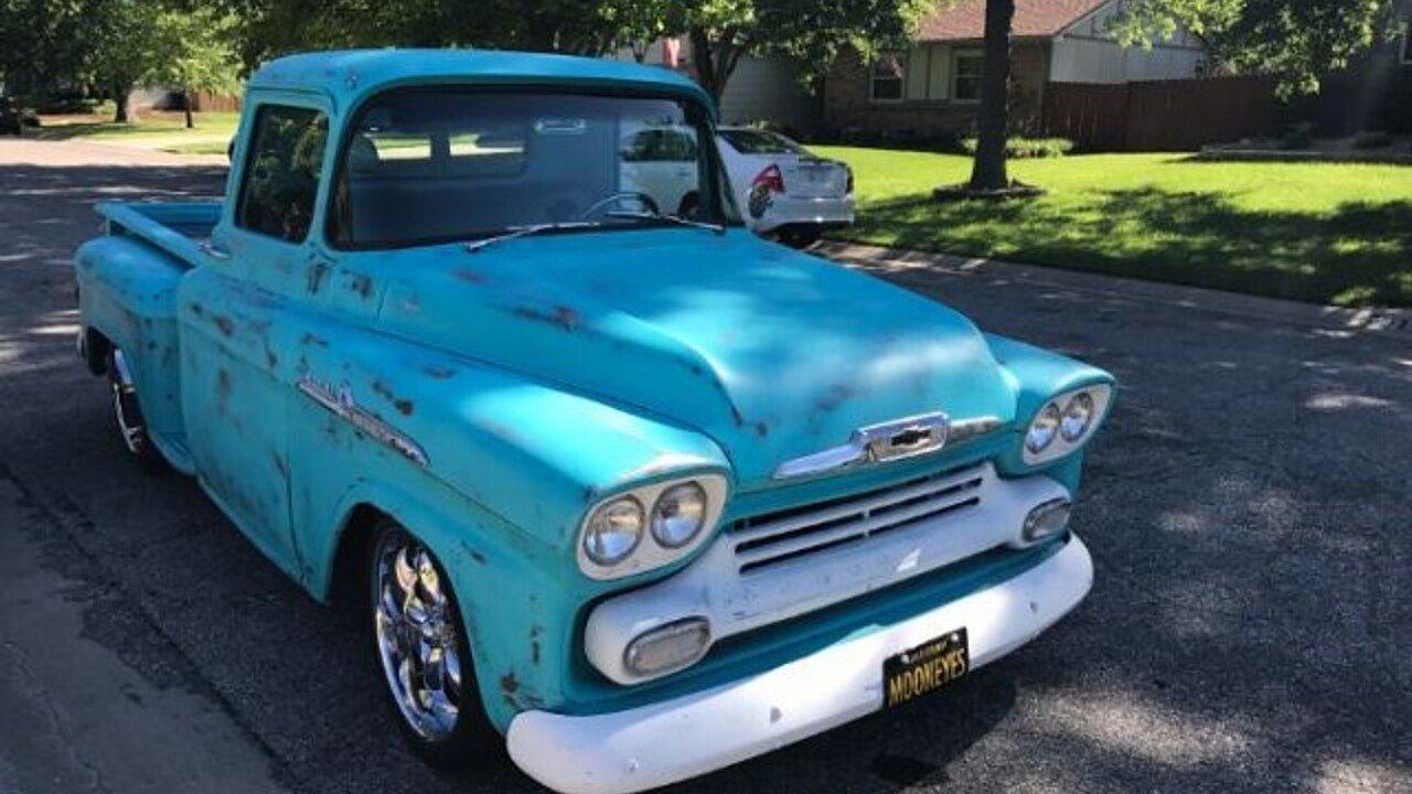 1958 Chevrolet 3100 for sale near Cadillac, Michigan 49601 ...