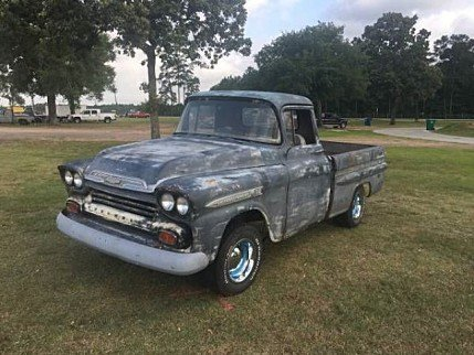 1958 Chevrolet 3100 for sale 100882369