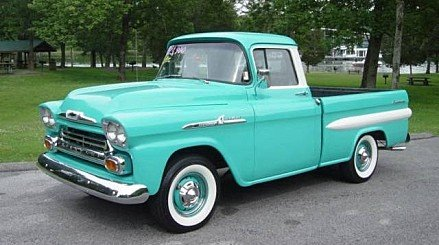 1958 Chevrolet 3100 Clics for Sale - Clics on Autotrader