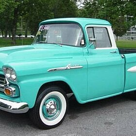 1958 Chevrolet 3100 for sale 100883037