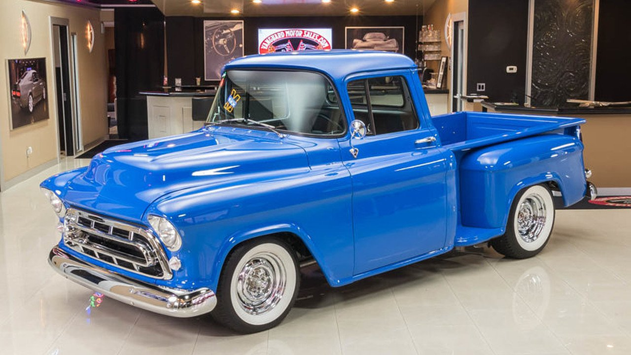 Truck » 1958 Chevrolet Truck - Old Chevy Photos Collection, All ...