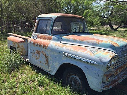 1958 Chevrolet Apache for sale 100880265