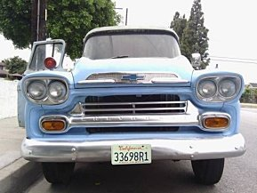 1958 Chevrolet Apache for sale 100824544