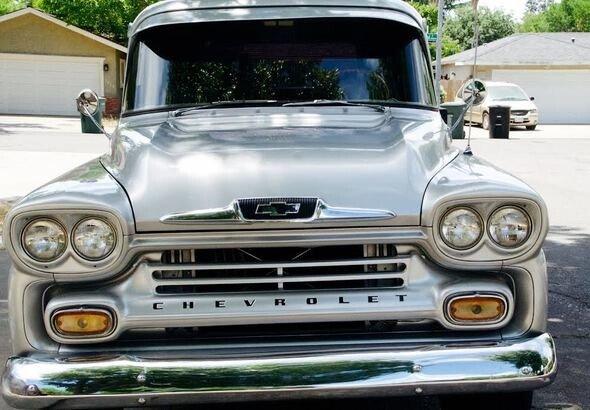 1958 Chevrolet Apache Classics For Sale Classics On