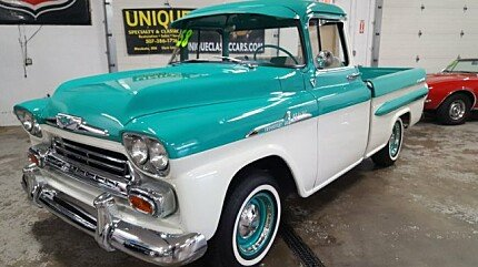1958 Chevrolet Apache for sale 100891442
