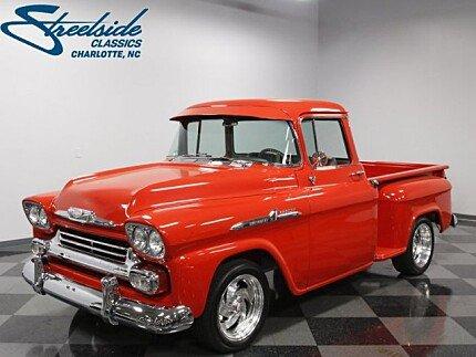 1958 Chevrolet Apache for sale 100978179