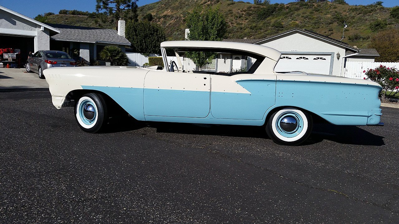 1958 Chevrolet Bel Air for sale 100814455