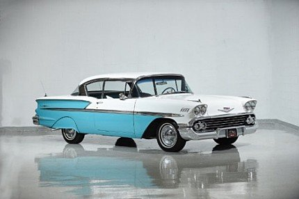 1958 Chevrolet Bel Air for sale 100872301
