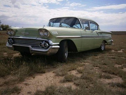 1958 Chevrolet Bel Air for sale 100915998