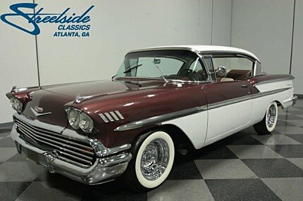 1958 Chevrolet Bel Air for sale 100970289
