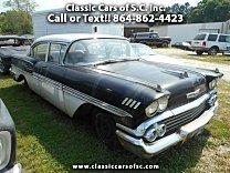 1958 Chevrolet Biscayne for sale 100736241