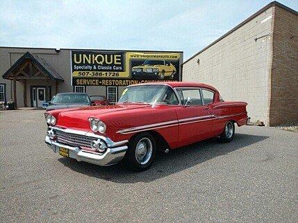 1958 Chevrolet Biscayne for sale 100787980