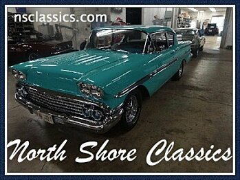 1958 Chevrolet Biscayne for sale 100794823