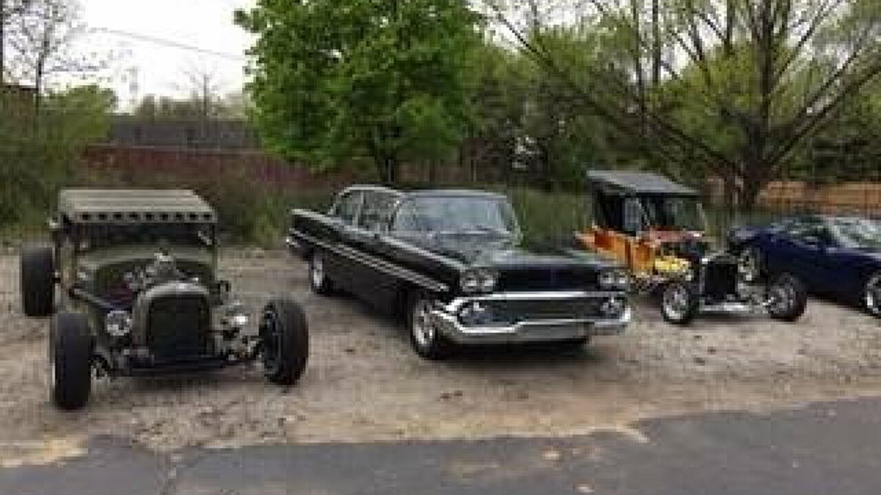 1958 Chevrolet Biscayne for sale near Cadillac, Michigan 49601 ...