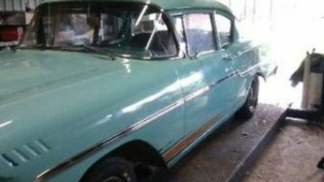 1958 Chevrolet Biscayne for sale 101045134