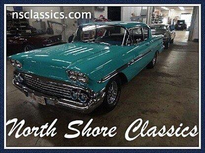 1958 Chevrolet Biscayne for sale 100794823