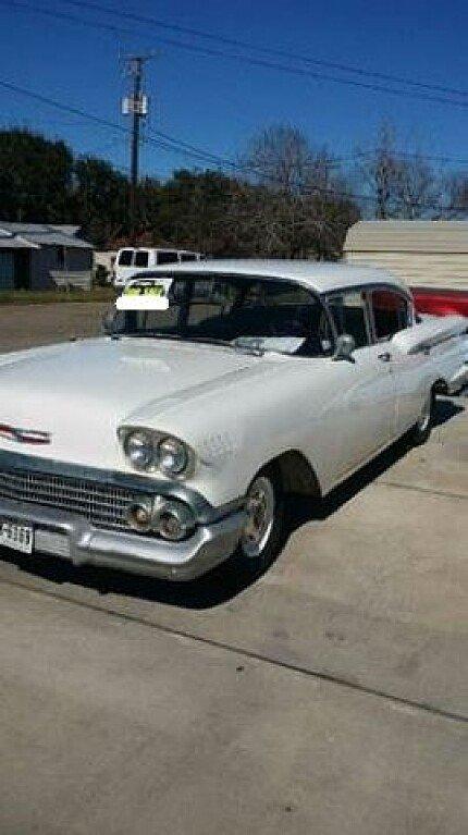 1958 Chevrolet Biscayne for sale 100833441