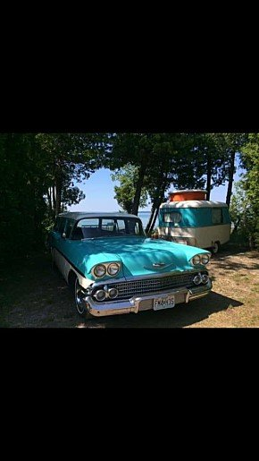 1958 Chevrolet Biscayne for sale 101050257
