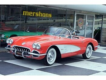 1958 Chevrolet Corvette for sale 100783545