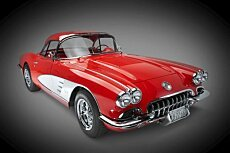 1958 Chevrolet Corvette for sale 100845272