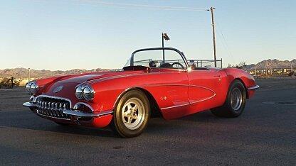 1958 Chevrolet Corvette for sale 100914511