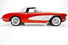 1958 Chevrolet Corvette for sale 100959193
