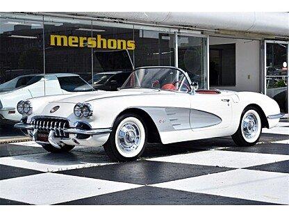 1958 Chevrolet Corvette for sale 100992228