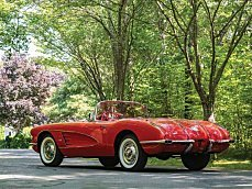 1958 Chevrolet Corvette for sale 101017798