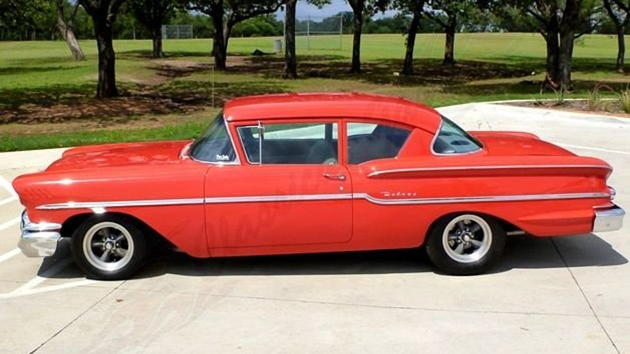 All Chevy 1958 chevy delray for sale : 1958 Chevrolet Del Ray for sale near Arlington, Texas 76001 ...