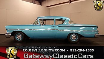 1958 Chevrolet Del Ray for sale 100932677