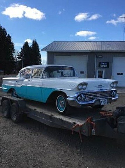 1958 Chevrolet Del Ray for sale 100863585