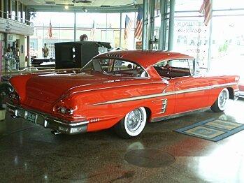 1958 Chevrolet Impala for sale 100736308