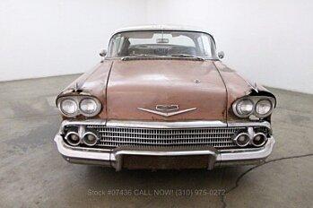 1958 Chevrolet Impala for sale 100797649