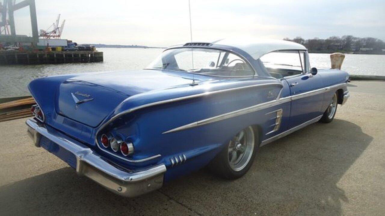 Impala 1958 chevrolet impala : 1958 Chevrolet Impala for sale near Riverhead, New York 11901 ...