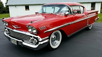 1958 Chevrolet Impala for sale 100879422