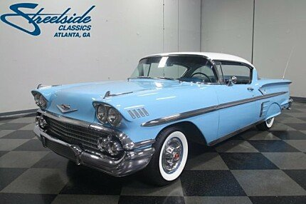 1958 Chevrolet Impala for sale 100975844