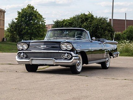 1958 Chevrolet Impala for sale 101018732