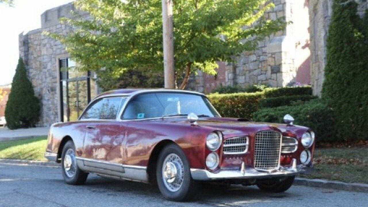 1958 Facel Vega FV4 for sale 100919811