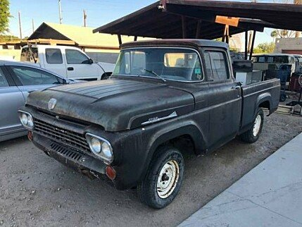 1958 Ford F100 for sale 101008633