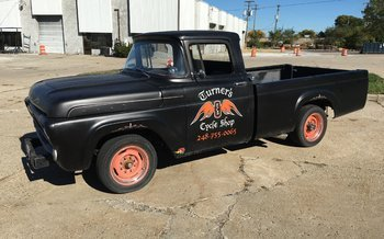 1958 Ford F250 for sale 100895192