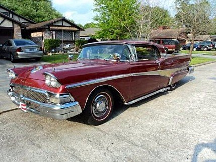1958 Ford Fairlane for sale 100927100